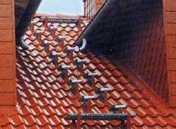 Einrichtungen für Schornsteinfegerarbeiten